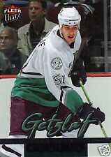 RYAN GETZLAF 05/06 UD UPPER DECK Fleer ULTRA ROOKIE *HOT* Hockey Card