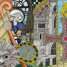 Limited Edition Art Print 'DURHAM CATHEDRAL' Artist signed & numbered picture