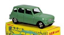 Dan-Toys Renault 4L Junior Green DAN 053