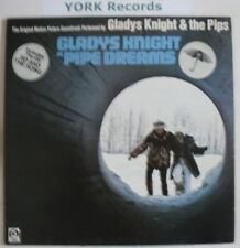 GLADYS KNIGHT & THE PIPS - Pipe Dreams OST - Ex Con LP
