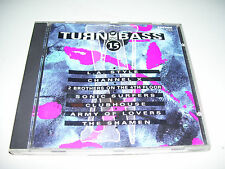 Turn Up The Bass Volume 15 * ARCADE CD 1991 *