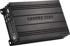 Amplificatore Ground Zero 2 Canali GZHA MINI TWO  Dimensioni compatte classe D
