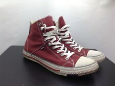SuperDry Hi Top Sneakers Size 9 Red Retro Style Classic American Shoe Superdry