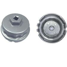 64mm Oil Filter Cap Wrench Tool For Toyota Tundra Lexus Scion 2.5L-5.7L Engines