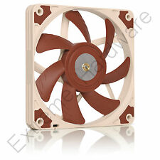 Noctua NF-A12x15 PWM 120mm X 15mm Case Fan PC Premium de bajo nivel de ruido 1850 Rpm