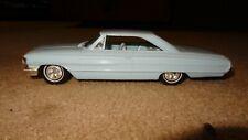 1964 64 Ford Galaxie 500 XL promo. AMT? Coaster promotional model car