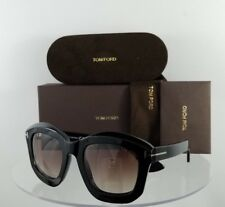 Brand New Authentic Tom Ford Sunglasses TF 0582 Julia-02 01F 50mm Frame TF582