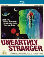 The Unearthly Stranger DVD (2014) John Neville, Krish (DIR) cert PG ***NEW***