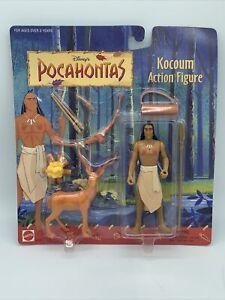 Disney's Pocahontas KOCOUM Action Figure Mattel NOC
