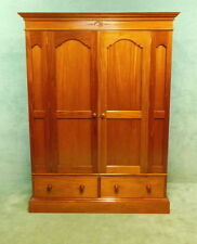 Mahogany Reproduction Wardrobes/Armoires Antique Furniture