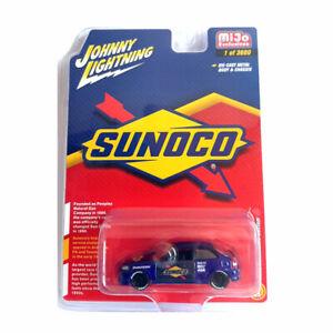 "Johnny Lightning JLCP7193 Honda Civic Custom ""Sunoco"" Azul Escala 1:64 Nuevo !°"
