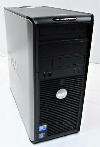 Dell OptiPlex 780 Mini Tower | 2.66GHz C2Q Q8400 | 4GB PC3-8500 | DVD-RW