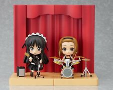 Nendoroid 101 K-ON! Mio and Ritsu Live Stage Setv Figure Good Smile Company