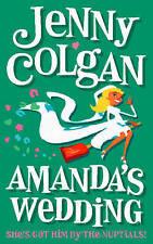Colgan, Jenny, Amanda's Wedding, Mass Market Paperback, Very Good Book