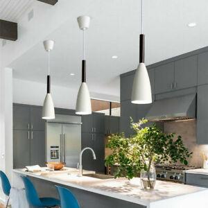 3X Home Pendant Light Kitchen Ceiling Light Aluminium Lamp Bar Pendant Lighting