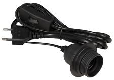 E27 Lampenfassung mit Kabel 3,5m...