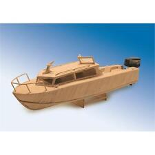 Matchmodeller Cabin Cruiser Matchstick Kit MM24