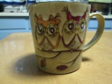 New ListingOwl Coffee Mug Holds 2 Cups - Very Good Condition