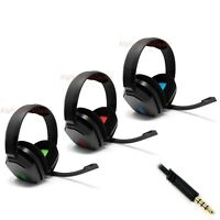 ASTRO A10 Wired Gaming Headset Headphones with Mic PC MAC PS4 XBOX ONE 3.5mm