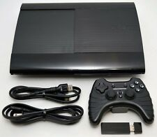 Sony Playstation 3 Super Slim 500GB Game Console System Bundle PS3 Set Kit