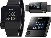 Braun Prestige BN0106BKBTG Reloj Digital de Pulsera Acero Inoxidable Negro