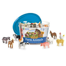 Learning Resources Farm Animal Counters 0810