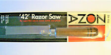 Zona Superfine Rasoir Scie 35-150 42 dents par pouce.