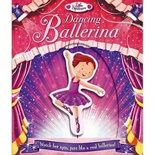 Dancing Ballerina: Watch Her Spin, Just Like a Real Ballerina! (Shaped Sticker D