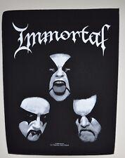 Immortal-Blashyrkh-Back Patch - 30 CM x 36,5 cm - 164577