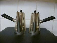 Walker & Hall Antique Silver Plate Teapots & Sets