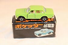 PlayArt 18 Volvo 164E very rare green very near mint in box