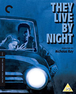 They Live By Night - Criterion Collection BLU-RAY NEW