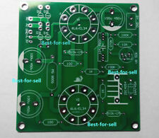 6L6/EL34 Tube Rectifier High Voltage Regulated Power Supply PCB fr Push-pull Amp