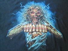 Iron Maiden Extra Extra Large Maiden Face Tee Shirt Deleted Style Killer 2Xl