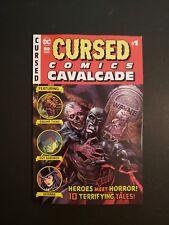 CURSED COMICS CAVALCADE #1 BATMAN ZATANNA * 1 book lot * DC 80 Page Giant