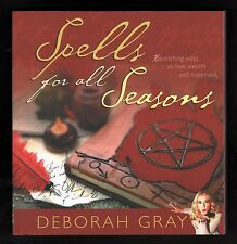 Spells for All Seasons - Bewitching Ways to Love Wealth & Happiness - NEW  MINT