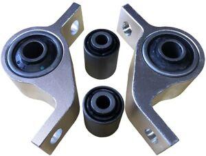 0L0017 4pc Bushings fit Front LOWER Control Arm 2003 2004 2005 2006 Subaru Baja