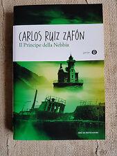 Il Principe della Nebbia - Carlos Ruiz Zafon - Oscar Mondadori 2011