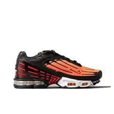 Nike Air Max Plus 3 III Tiger - Nike Tuned III -Tn 3 Orange Et Noir - Baskets