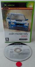 Colin McRae Rally 2005 | XBOX classic | d'occasion en neuf dans sa boîte version néerlandaise