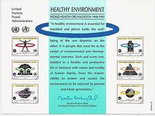 United Nations Scott #Ny 43, Mint Card 5/7/93