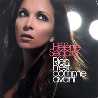 Hélène Segara CD Single Rien N'Est Comme Avant - France (VG/EX)