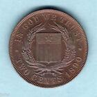 Liberia. 1890 2 Cent - Pattern... Prooflike - Near FDC.. KM-Pn52
