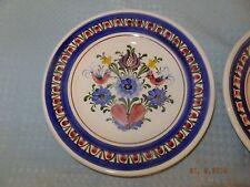Wechsler Tironkeramik Hand Painted Austria Schwaz Dinner Plate
