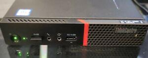 LENOVO M900 TINY PC i3-6100T 3.2GHz 8GB RAM 480GB HDD WIN10 + 90W POWER