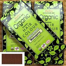 Radico Colour Me Organic Mahogany Pflanzenhaarfarbe Mahagoni, 100g Naturkosmetik