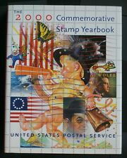 2000 US Commemorative Stamp Yearbook USPS #990000, includes stamp packet + cover