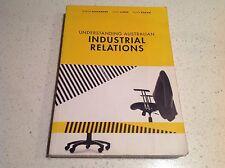 INDUSTRIAL RELATIONS BOOK UNDERSTANDING AUSTRALIAN , BEST SELLER $79.95,BARGAIN
