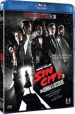 Sin City 2 - una Mujer para Matar a 3D (Blu Ray 3D + 2D) con Mickey Rourke