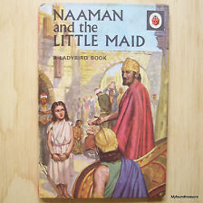 Vintage Ladybird Book - Naaman and the Little Maid